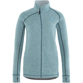 Klättermusen Balder Zip Jacket Dam lake blue